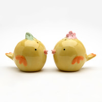 Sugar High Social Chicks Salt & Pepper Shakers | zulily