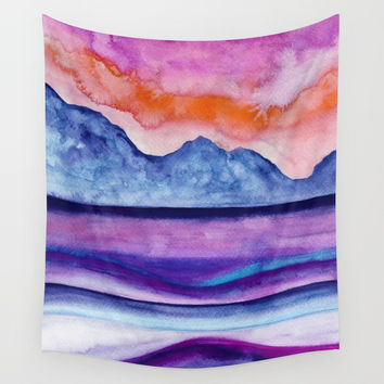 A 0 36 color option Wall Tapestry by marcogonzalez