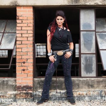 FIERCE JEANS BY GYPSY SOULE