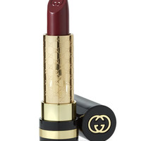 Gucci Limited Edition Luxurious Moisture-Rich Lipstick in Tulip