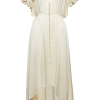 Avola Cream Dress | Moda Operandi