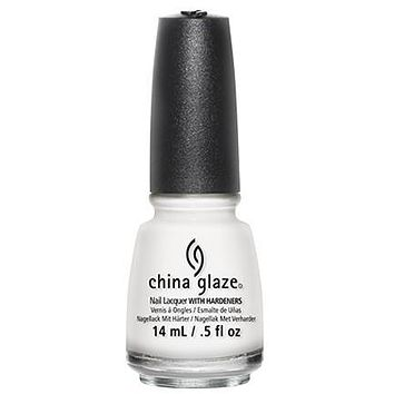 China Glaze - Snow 0.5 oz - #80411