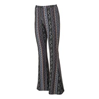 Juniors' About A Girl Graphic Flare Soft Pants