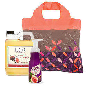 The Eco-Kitchen Gift Set - Fig | Rain Collection