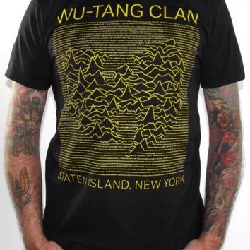 Wu-Tang Clan T-Shirt - Sound Waves