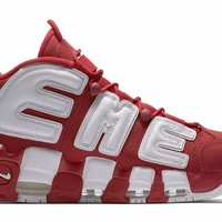 NIKE AIR MORE UPTEMPO (RED SUPREME)