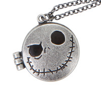 The Nightmare Before Christmas Pumpkin King Locket