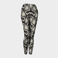 Design: Wiggle Room - Leggings, Women's Leggings, Women's Clothing, Women's Fashion, Active Wear