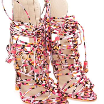 Lacey Sandals - SOPHIA WEBSTER