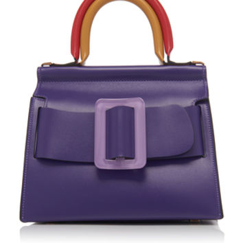 Double Handle Karl 24 with Acrylic Buckle | Moda Operandi
