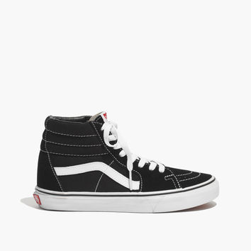 Vans® Classic SK8-Hi High-Tops in Canvas