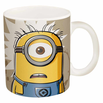 Minions I need coffee 11 oz. Ceramic Coffee Mug