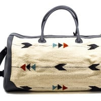 Obsidian Arrow Duffel Bag