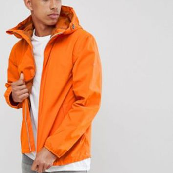 Barbour International oulton jacket in orange at asos.com