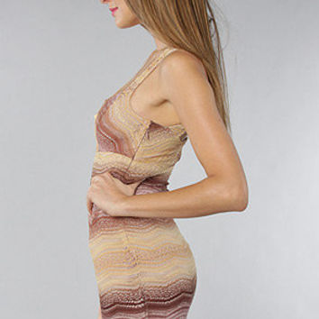 The All You Ever Wanted Bodycon Dress in Nude