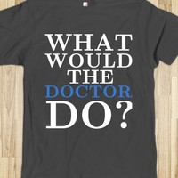 What Would The Doctor Do?