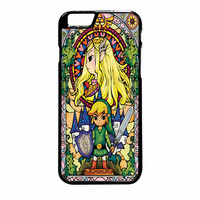 Triforce The Legend Of Zelda Three iPhone 6S Plus Case