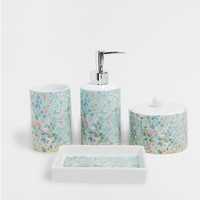 COLOURFUL TRANSFER BATHROOM SET - Accessories - Bathroom | Zara Home United Kingdom