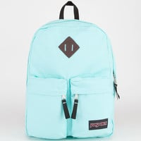 Jansport Hoffman Backpack Aqua Dash One Size For Men 21501624001