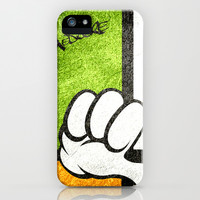 Mediocre Goofy iPhone & iPod Case by LnT-Creations