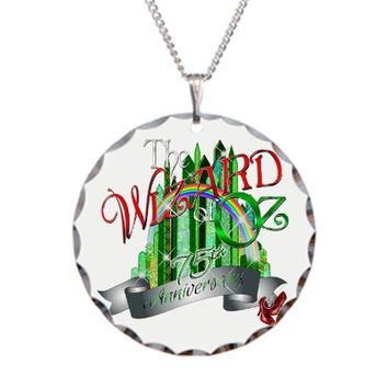 75th Anniversary of the Wizard of Oz Movie Necklac