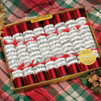 BBC America Shop - Concerto Christmas Crackers