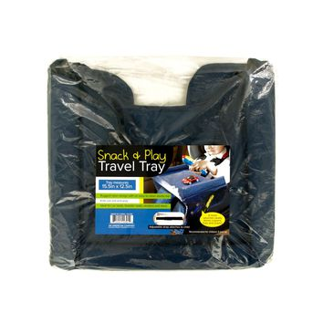 Child's Snack & Play Travel Tray Case Pack 2