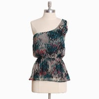 afterlight reflections printed top - $38.99 : ShopRuche.com, Vintage Inspired Clothing, Affordable Clothes, Eco friendly Fashion