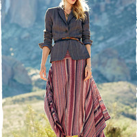Sedona Pima Cotton Skirt - Skirts & Pants