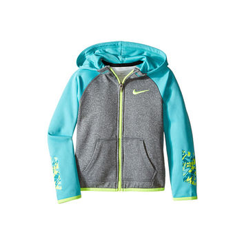 Nike Kids Thermal Hoodie Full Zip At Graphic (Toddler)