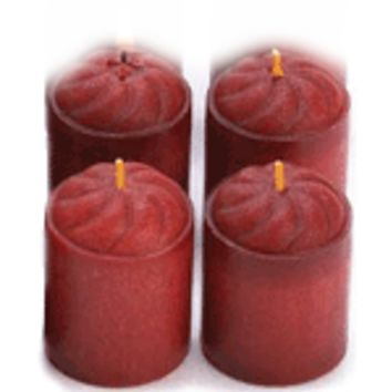 Votive Candles - Set of 4