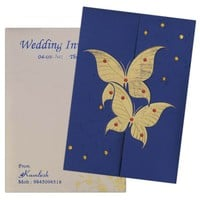 Butterfly dream Invitation card-KNK4563