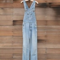 Vintage Denim Overalls at Free People Clothing Boutique