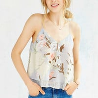 COPE Chiffon Cami - Urban Outfitters