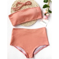 Leno Two Piece Swim Set