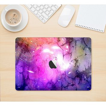 "The Warped Neon Color-Splosion Skin Kit for the 12"" Apple MacBook"