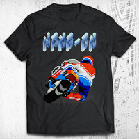 Hang-On Motorcycle Men's Video Game T-shirt