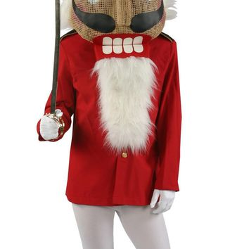 Nutcrackr Or Mouse King Coat Costume for Women