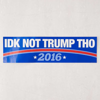 Election 2016 Sticker - Urban Outfitters