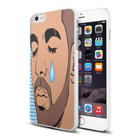 drake back  crying funny comic if00 for iPhone case and Samsung Galaxy case