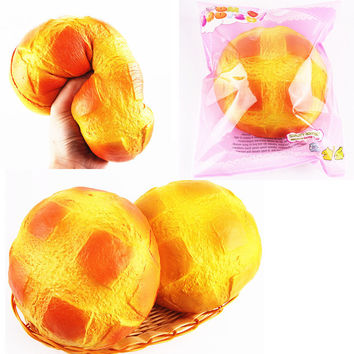 Pineapple Bread Squishy 16cm*8.5cm Slow Rising Original Packaging Collection Decor