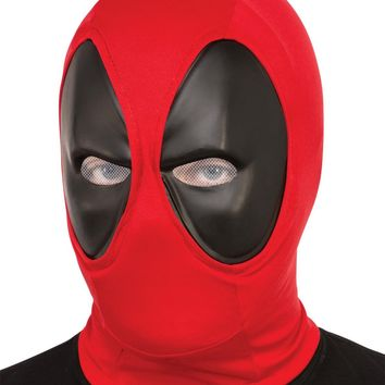 Deadpool Adult Fabric Mask for Halloween