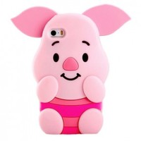Piglet Silicone Case