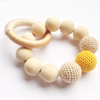 Baby teething beads, A perfect baby gift