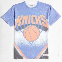 Mitchell & Ness New York Knicks Sublimated Tee