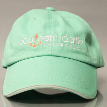 Mint Southern Darlin' Hat
