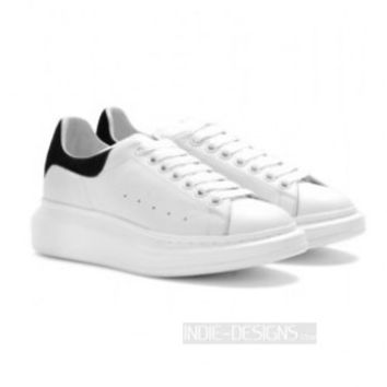 Indie Designs Alexander McQueen Inspired Oversized Leather Sneakers
