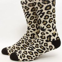 Odd Future, Domo Cheetah Sock - Tan - Odd Future - MOOSE Limited