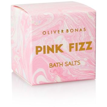 Pink Fizz Bath Salts - All - Oliver Bonas
