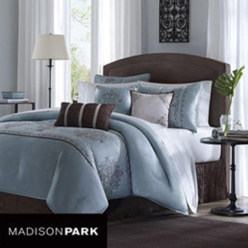 Madison Park Brussel 7-piece Comforter Set | Overstock.com